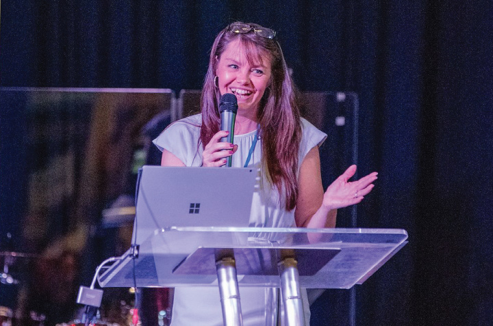 CodeBreakers dyslexia presentation with Georgina Smith